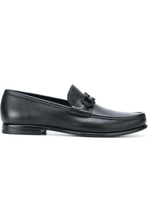 Salvatore Ferragamo Herren Halbschuhe - Gancini horsebit loafers