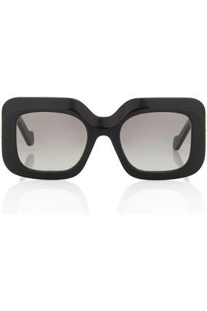 Loewe Rechteckige Sonnenbrille