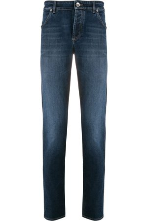 Brunello Cucinelli Slim-fit stonewashed jeans
