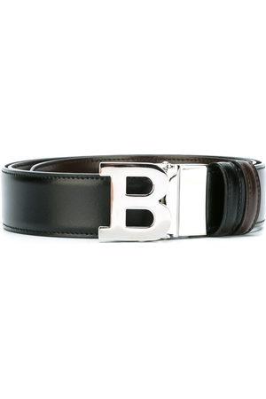 Bally Logo buckle belt