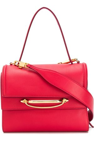 Alexander McQueen Small double flat bag