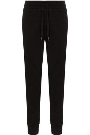 Dolce & Gabbana Drawstring cotton sweatpants
