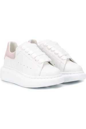 Alexander McQueen Oversized lace-up sneakers