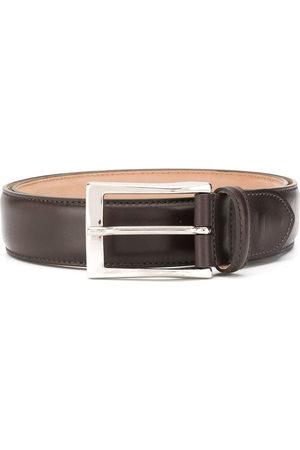 Scarosso Herren Gürtel - Classic square buckle belt