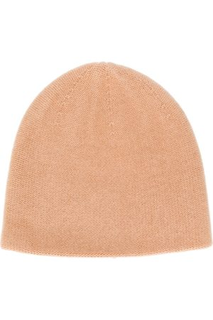 N.PEAL Double layer knit beanie