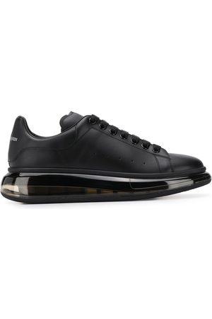 Alexander McQueen Clear sole low-top sneakers
