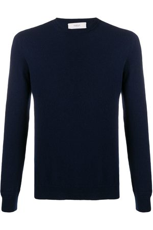 PRINGLE OF SCOTLAND Herren Strickpullover - Round neck fine knit jumper