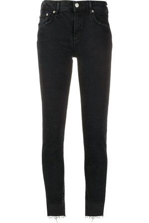 AGOLDE Toni mid-rise skinny jeans
