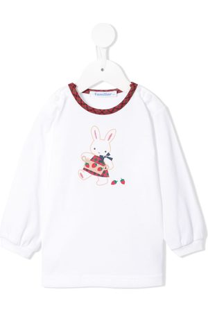 Familiar Schlafanzüge - Bunny print pajamas