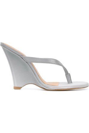 Yeezy Damen Sandalen - 110 wedge thong sandals