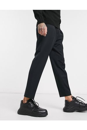 ASOS Smart tapered trousers in