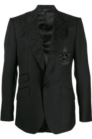 Dolce & Gabbana Herren Blazer & Sakkos - DNA Sicily tuxedo blazer