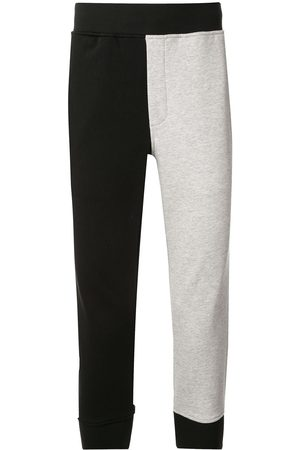 Blackbarrett Colour-block track pants