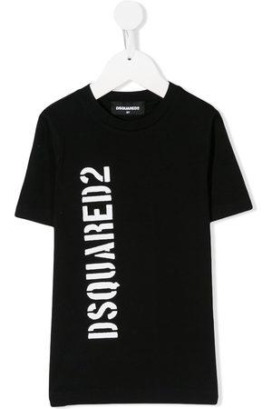 Dsquared2 Jungen Kurze Ärmel - Logo print T-shirt