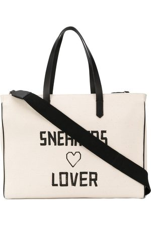 Golden Goose Sneakers Lovers East-West California tote