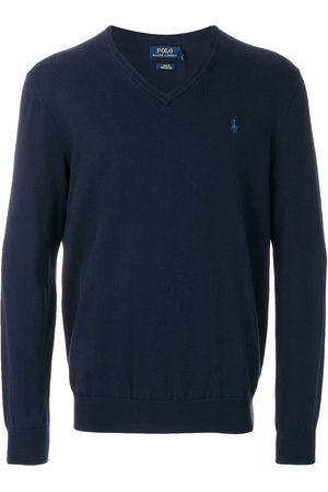 Polo Ralph Lauren Logo V-neck sweater