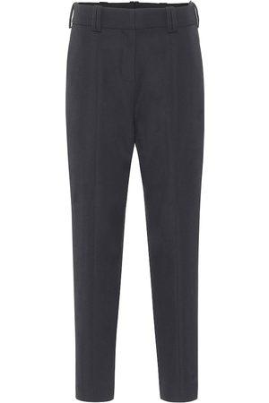 Balmain Hose aus Wolle