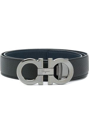 Salvatore Ferragamo Double gancino belt