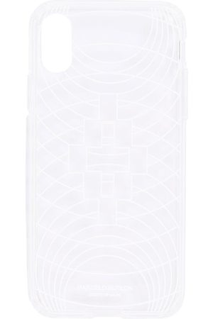 MARCELO BURLON Transparent Tech Iphone X/xs Case