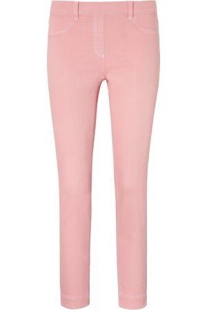 Peter Hahn Knöchellange Schlupf-Jeans rosé