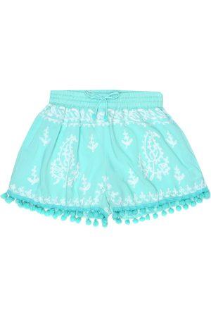 Melissa Odabash Bestickte Shorts Baby Sienna