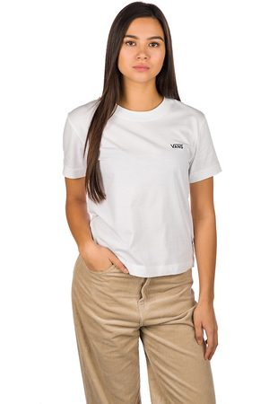 Junior V Boxy T Shirt