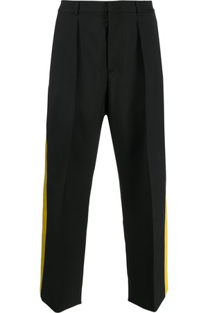 VALENTINO Side stripe tailored trousers