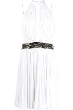 Philipp Plein Damen Cocktail & Partykleider - Draped mini dress