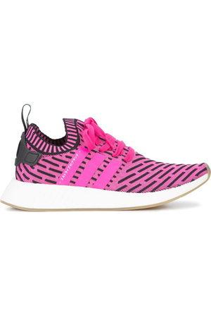 adidas Herren Sneakers - NMD_R2 Primeknit sneakers