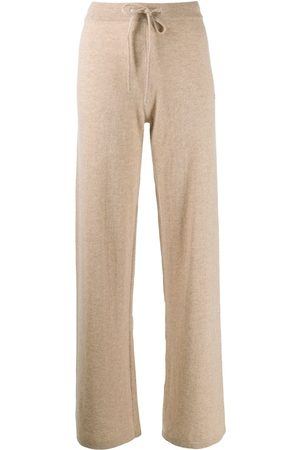 Chinti & Parker Flared knit trousers