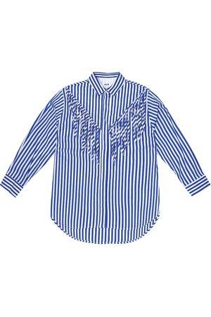 Msgm Hemd aus einem Baumwollgemisch