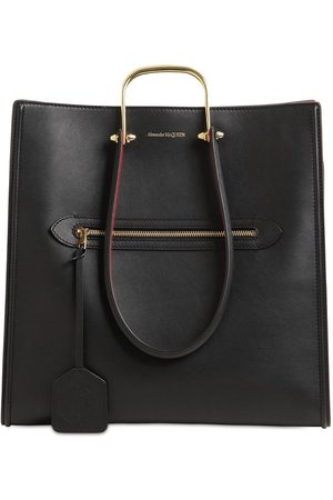 """Alexander McQueen Tote Aus Leder """"the Tall Story"""""""