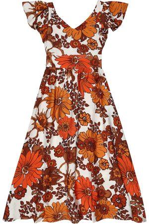 DODO BAR OR Bedrucktes Kleid