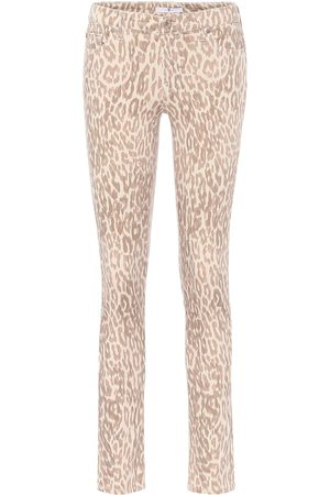7 for all Mankind Mid-Rise Skinny Jeans Pyper