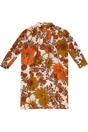 DODO BAR OR Bedrucktes Kleid aus Baumwolle