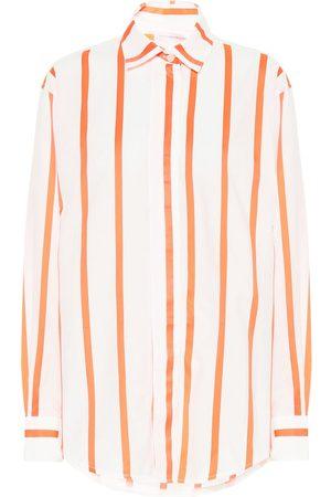 Victoria Beckham Hemd aus einem Baumwollgemisch