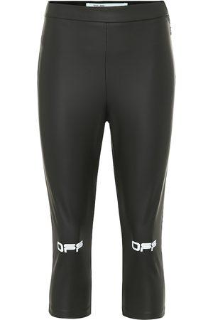 OFF-WHITE Bedruckte Leggings