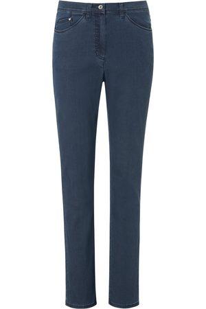 Brax Damen Jeans - Comfort Plus-Jeans Modell Laura Touch denim