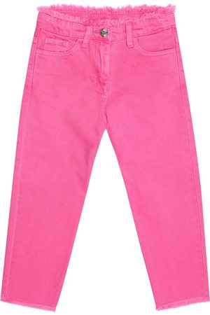 MONNALISA Verzierte Jeans