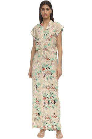 Colville Floral Print Viscose Dress