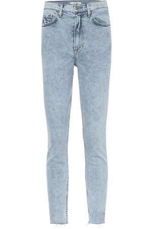 GRLFRND Damen High Waisted - High-Rise Skinny Jeans Karolina