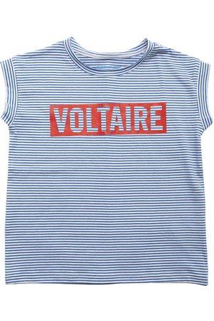 Zadig & Voltaire T-shirt Aus Baumwolljersey Mit Logodruck