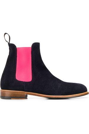 Scarosso Damen Stiefeletten - Chelsea colour-block boots