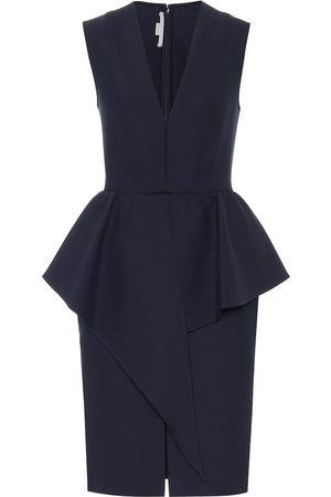 Stella McCartney Damen Trägerlose Kleider - Kleid mit Wollanteil