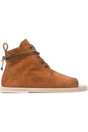 Marsèll Open-toe lace-up boots