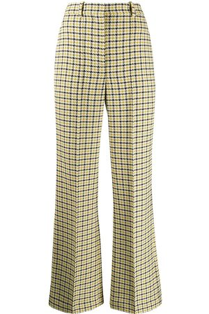 Victoria Beckham High-waisted flared trousers