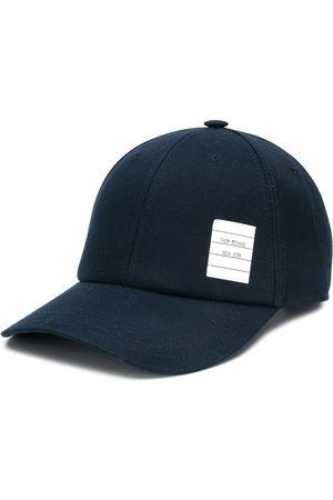 Thom Browne Herren Caps - Cotton twill baseball cap