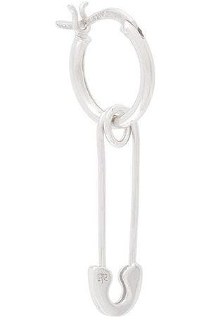 TRUE ROCKS Herren Ohrringe - Safety pin hoop earring