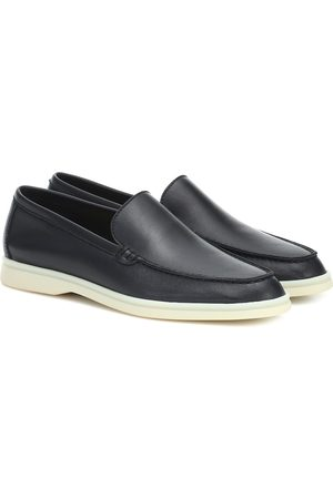 Loro Piana Loafers Summer Walk aus Leder