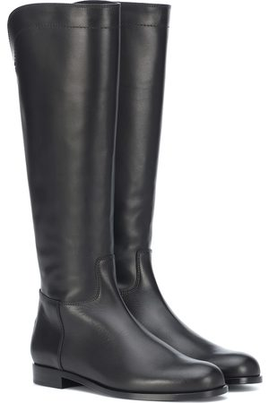 Loro Piana Stiefel Welly aus Leder